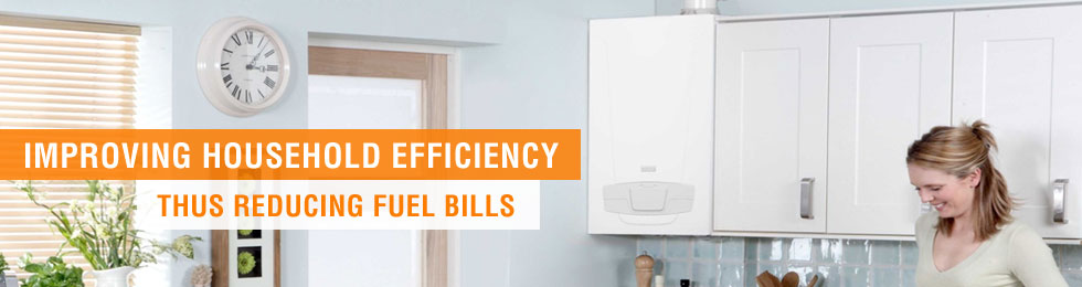 ENERGY EFFICIENT GAS BOILERS