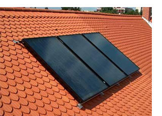 Solar Thermal - Flat plate types